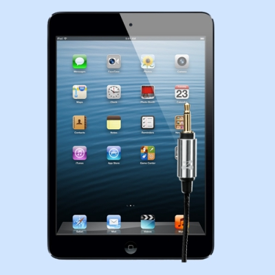 iPad 2 Headphone Jack
