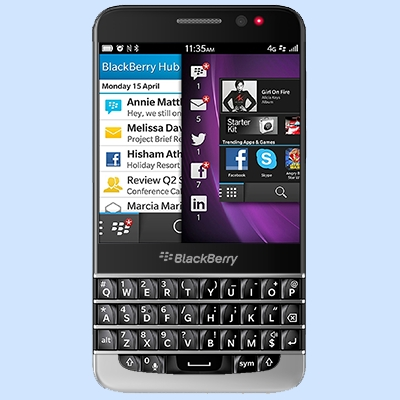 Blackberry Bold Volume Buttons