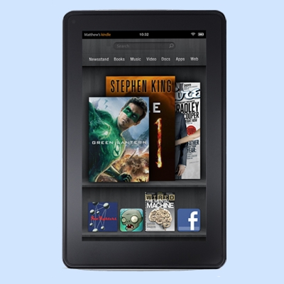 Kindle Fire HD 7 LCD Screen & Front Glass (Digitizer)