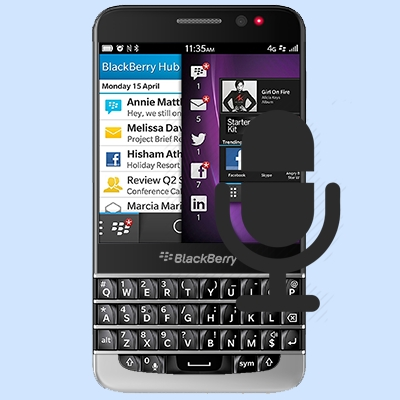 Blackberry Bold Microphone