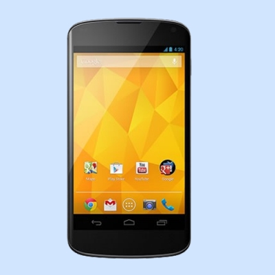 Nexus 4 Repairs Volume Buttons